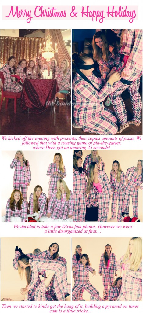 boudoir-divas-behind-the-scenes-christmas-party